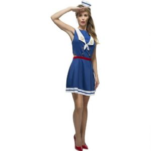 Hey Sailor! Costume
